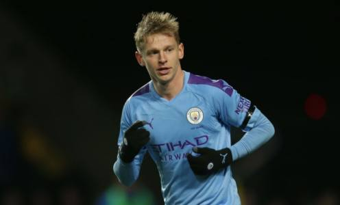 Oleksandr Zinchenko Agent Reveals Man City Defender May Be Used in Deal for Kalidou Koulibaly