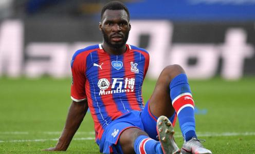 Tottenham Line Up Shock Move for Crystal Palace Striker Christian Benteke