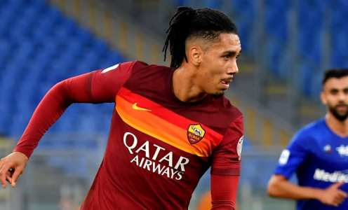 Chris Smalling Latest: Roma Expected to Submit Improved Offer to Man Utd