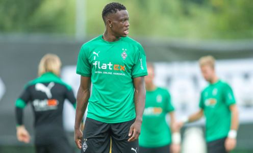 Man Utd, Chelsea & Bayern Munich All Tracking Gladbach's Denis Zakaria