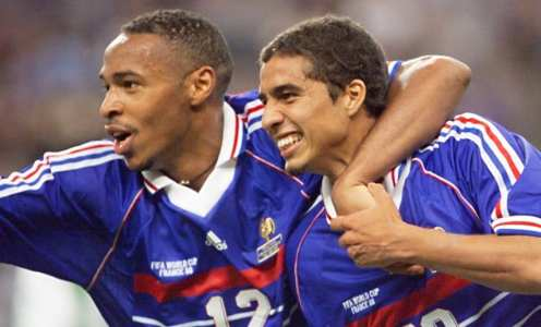 France National Team All-Time Top Scorers