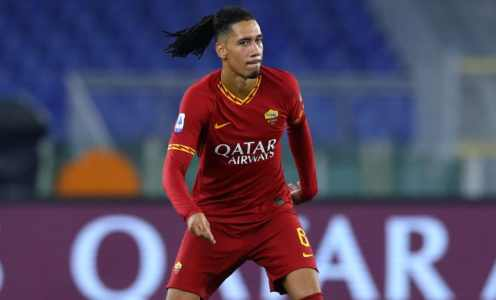 Roma to Increase Chris Smalling Bid & Ask for Diogo Dalot on Loan
