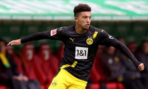 Jadon Sancho to Approach Decision on Future 'With a Clean Slate' After Failed Man Utd Move