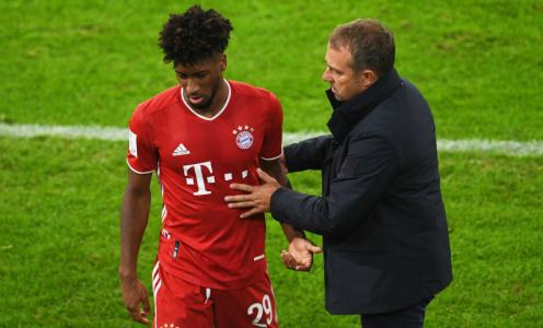 Bayern Munich Deny Receiving Bid From Man Utd for Kingsley Coman