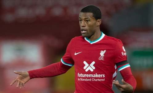 Georginio Wijnaldum 'Likely' to Leave Liverpool This Summer as Contract Runs Down