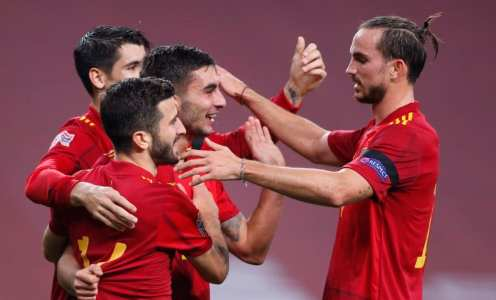 Spain 6-0 Germany: Player Ratings as Ferran Hat-Trick Caps La Roja Rout in Nations League