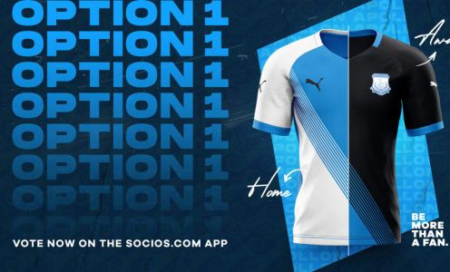 Apollon FC allow club supporters to vote for their 2021/22 kits on fan app
