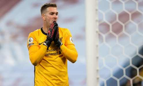 Adrian tipped to seek Liverpool exit before transfer deadline