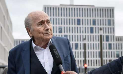 Former FIFA President Sepp Blatter rushed to hospital