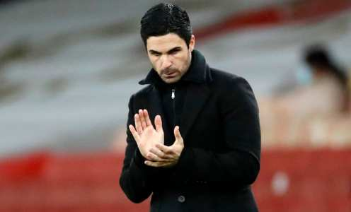 Mikel Arteta confirms desire to sign new goalkeeper