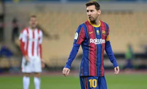 Details of Lionel Messi's eye-watering Barcelona contract revealed