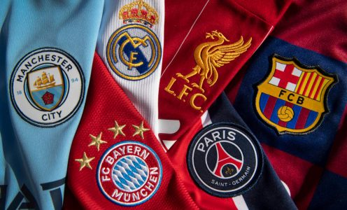 The teams left in the Champions League last 16 – ranked