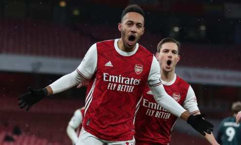 The Arsenal lineup that should start against Benfica in the Europa League