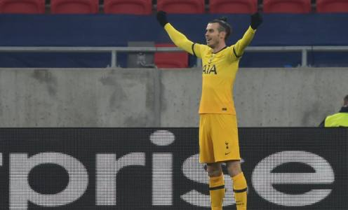 Wolfsberger 1-4 Tottenham: Player ratings as Gareth Bale stars in first leg victory
