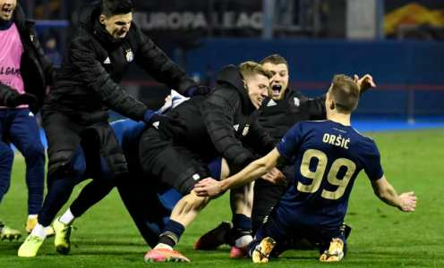 Dinamo Zagreb 3-0 Tottenham (AET): Player ratings as stunning Orsic hat-trick dumps Spurs out of Europa League
