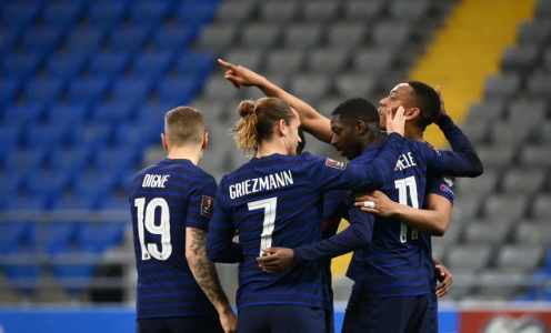 Kazakhstan 0-2 France: Player ratings as Les Bleus come out on top in borefest