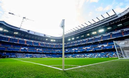 Where Real Madrid are currently playing their home games & why