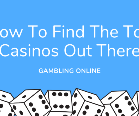 HOW TO FIND CASINOS