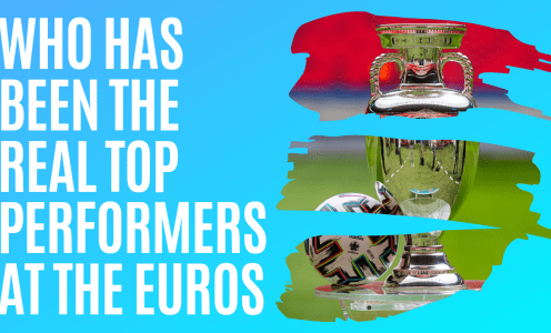 Who Has Been the Real Top Performers at the Euros?