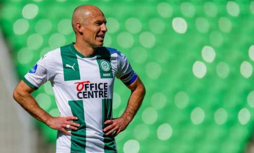 Arjen Robben to receive oeuvre prize for services to Dutch football