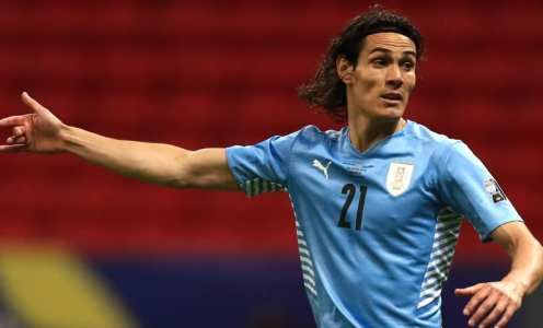 Edinson Cavani set to miss host of Man Utd games if he's included in Uruguay squad