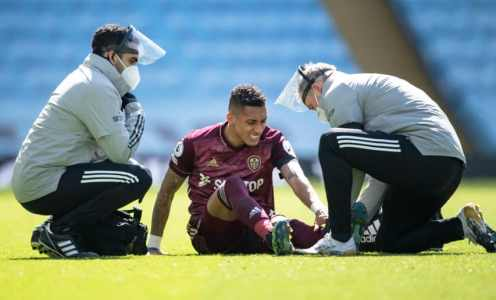 Raphinha reveals he feared he would lose his leg after horror injury for Leeds