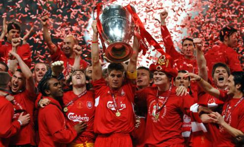 Remembering Liverpool's famous Champions League final comeback against AC Milan in 2005