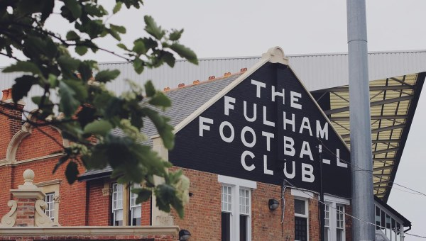 ' Craven Cottage' With Charlie Coleman