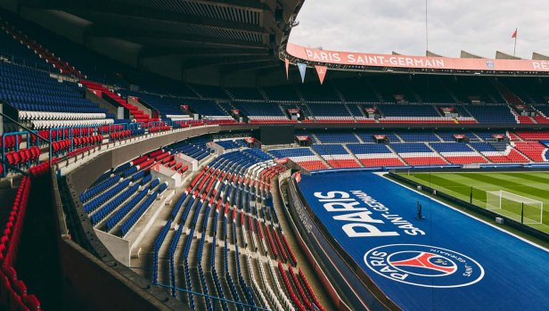 Residence | 'Parc des Princes' Paris Saint-Germain - SoccerBible