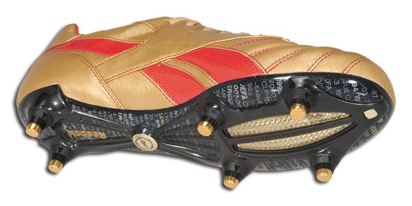 quality design bf650 fc1bc Reebok Giggs pro Sole