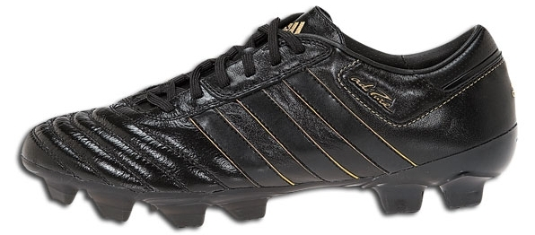 Adidas Adipure III Black/Black/Gold