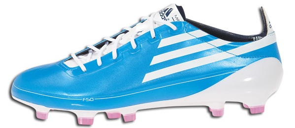 the latest 0fc3b 70207 Adidas Adizero Cyan White