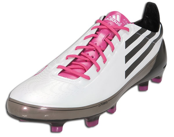check out fda92 8fcc3 F50 adizero Pink