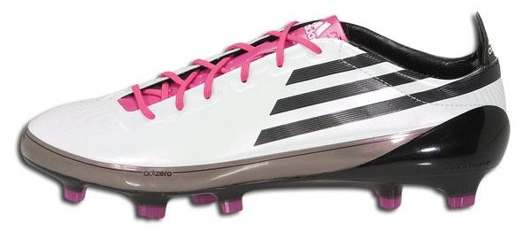 eb7dfd9f38ad Adidas Dish Out New Pink F50 adizero | Soccer Cleats 101