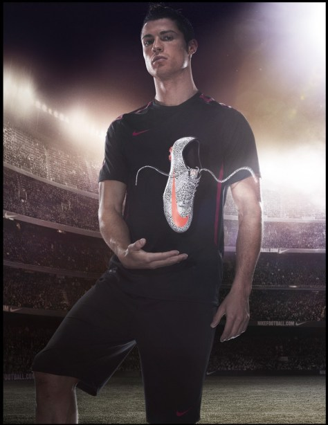 CR7 Launches Safari