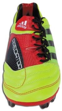 Adidas predator X yellow