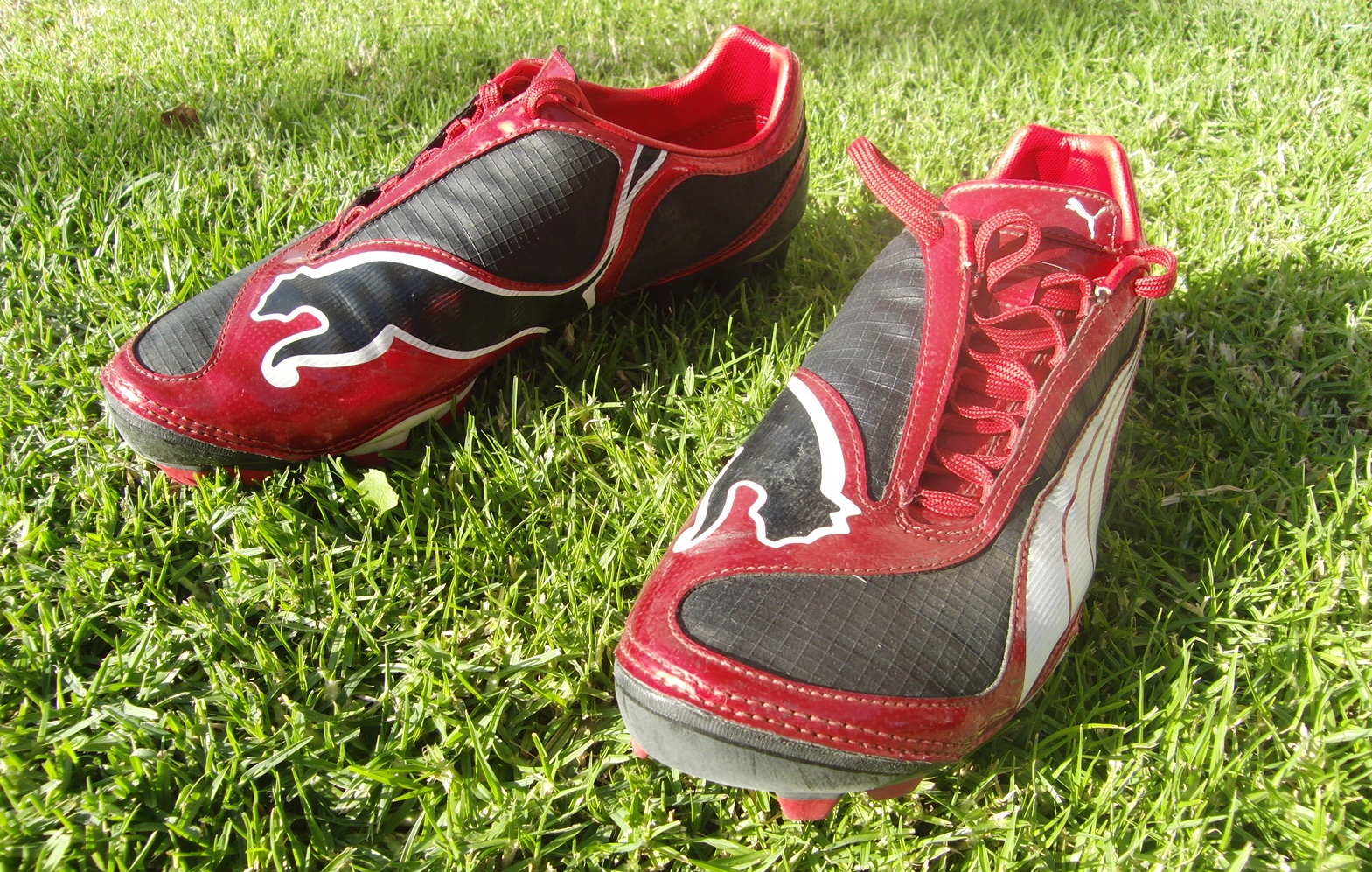 timeless design ad81a ee6ad V1.08 Puma Soccer Cleat
