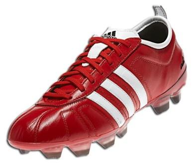 Scarlet Adidas adiPure IV