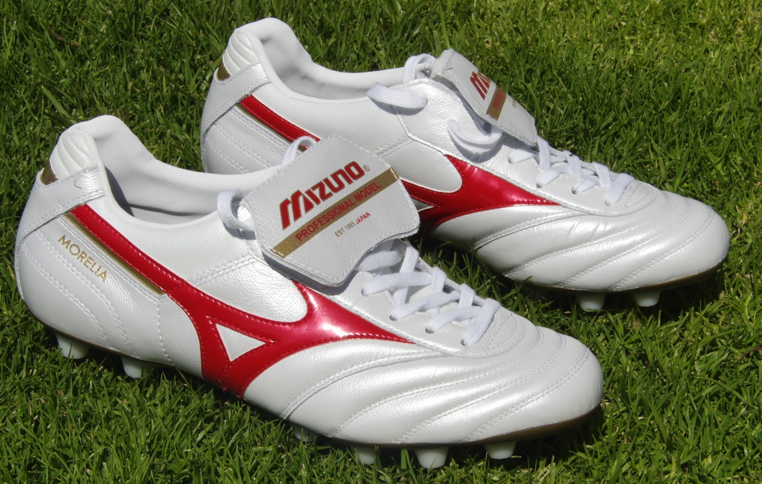 finest selection f7463 1ba23 Mizuno Morelia Boot Review   Soccer Cleats 101