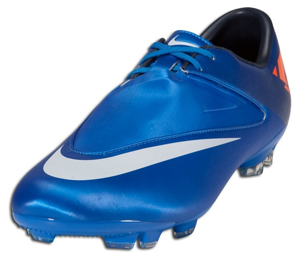 new concept babe8 4fe6d Nike Mercurial Glide Blue