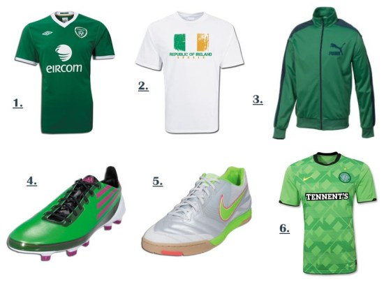 St Patricks Day Gear