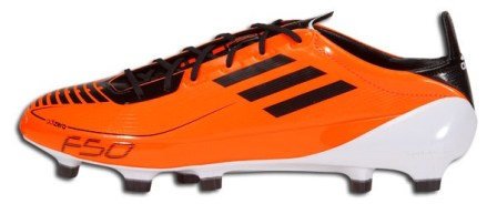 Warning Synthetic f50 adizero