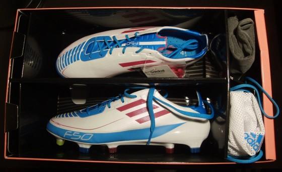 Arrived - Adidas adiZero Prime