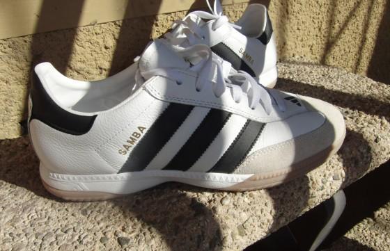 Classic Adidas Samba Millennium