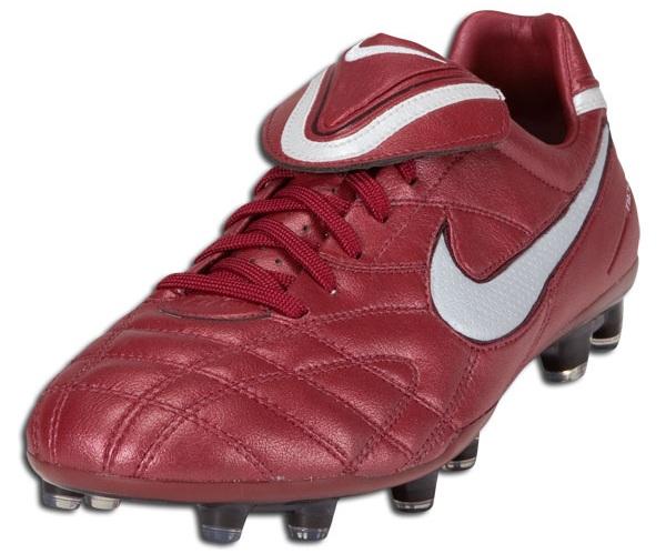 659ba5c0714f Nike Tiempo Legend III in Team Red Metallic Platinum Deep Burgundy ...