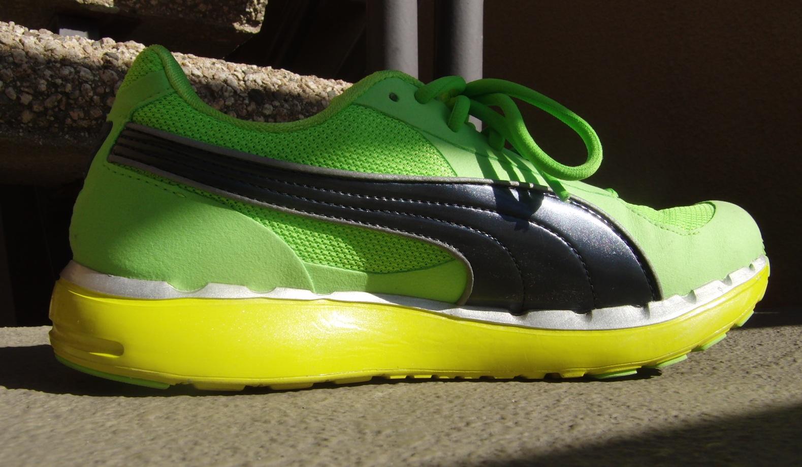 ... Running Casual or Fashion Shoes CP Men size Puma Faas 500 BioRide ... 0f2757375