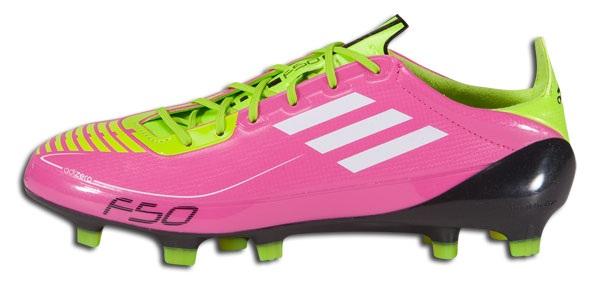adidas f50 adizero rosa