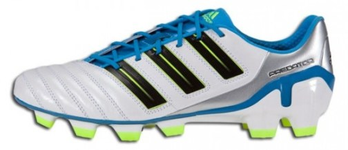 Running White adiPower