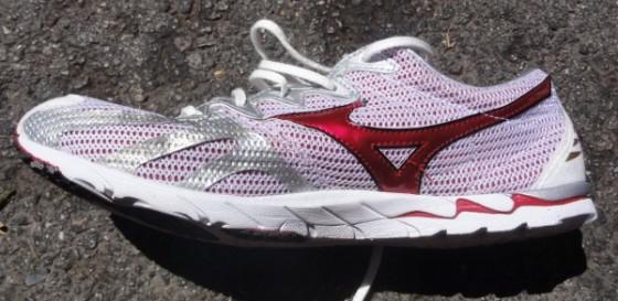 Mizuno Universe running shoe