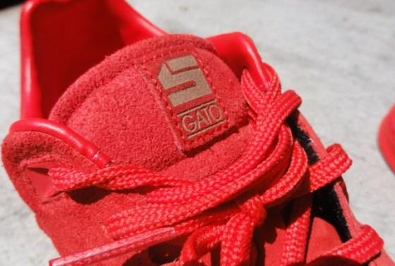 Nike5 Gato Street Red